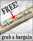 Click for Locknet's Free Classifieds